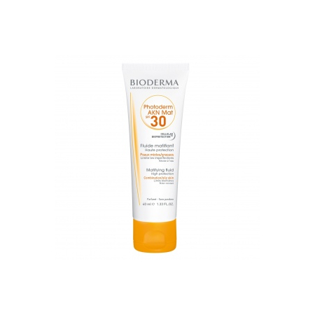 Photoderm AKN Mat SPF30 - 40 ml - Bioderma