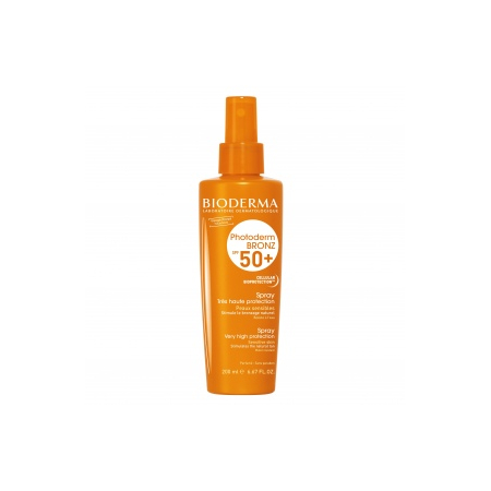Photoderm Bronz SPF50+ Spray - 200 ml - Bioderma