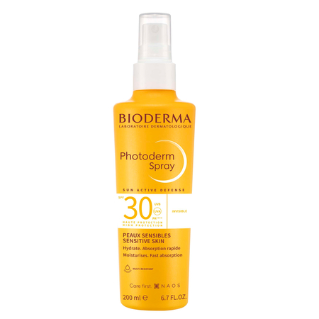 Photoderm Spray SPF30 Parfumé - 200 ml - Bioderma