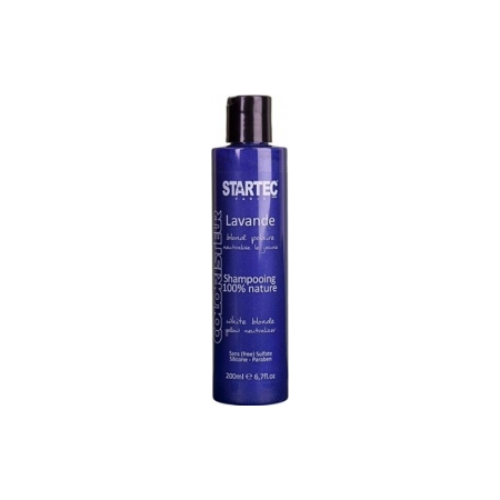 Shampooing lavande (blond polaire) - 200 ml