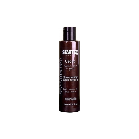 Shampooing cacao (marron) - 200 ml