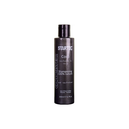 Shampooing coco (neutralise le rouge) - 200 ml