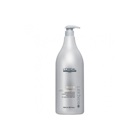 SHAMPOOING SILVER L'OREAL 1500ML