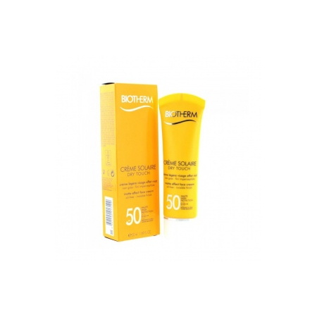 Crème Solaire SPF 50 Dry Touch 50ml