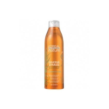 SHAMPOOING DOUCEUR D' HUILES L'OREAL 250ML