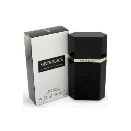 SILVER BLACK - EAU DE TOILETTE - 100 mL - Azzaro
