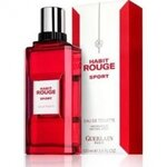 HABIT ROUGE SPORT - EAU DE TOILETTE - 100 mL -
