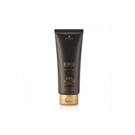 SHAMPOING OIL MIRACLE SCHWARZKOPF PROFESSIONAL 200ML