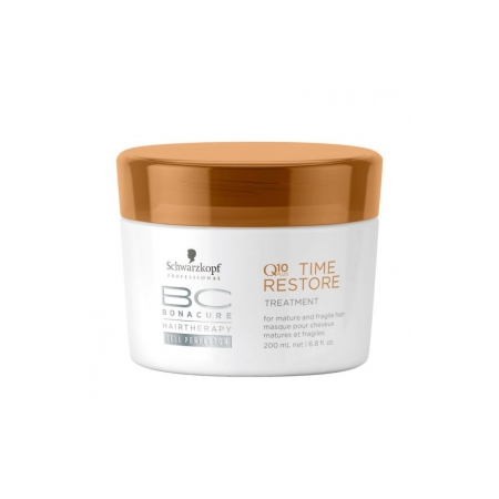 MASQUE TIME RESTORE Q10 PLUS TREATMENT DE  SCHWARZKOPF 200ML