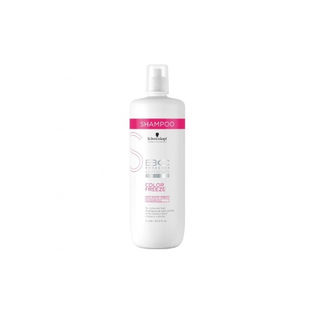 SHAMPOING COLOR FREEZE  BONACURE SCHWARZKOPF PROFESSIONAL 1000ML