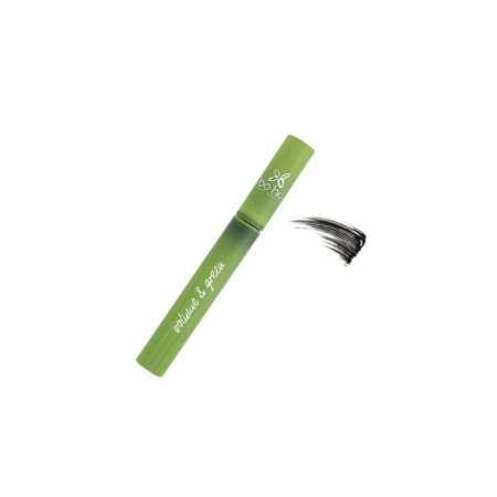 MASCARA BIO VOLUME & GREEN - NOIR -