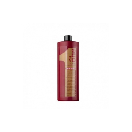 SHAMPOOING CONDITIONNER UNIQ ONE, ALL IN ONE 1000ML