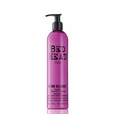 Shampoing Dumb Blonde Shampoo Bed Head TIGI  400ml