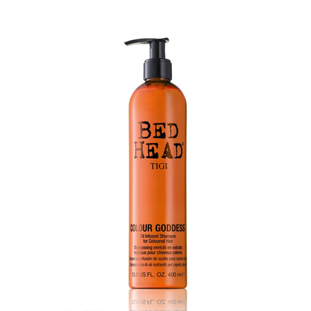 Shampoing Colour Goddess Shampoo Bed Head Colour Combat TIGI 400ml