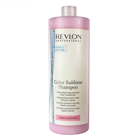 Shampooing Color Sublime Revlon Interactives 1250ml