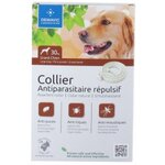 Collier insectifuge antiparasitaire repulsif grand chien de 10 à 30KG