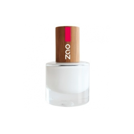 VERNIS FRENCH MANUCURE BLANC NATUREL N°641
