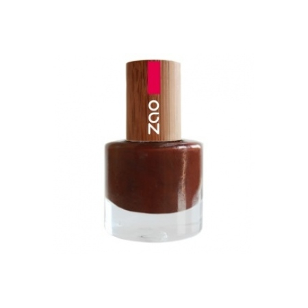 VERNIS A ONGLES NATUREL CACAO N°645