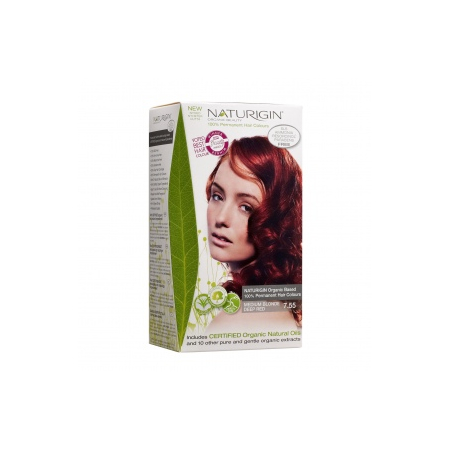 COLORATION 7.55 BLOND ROUGE INTENSE