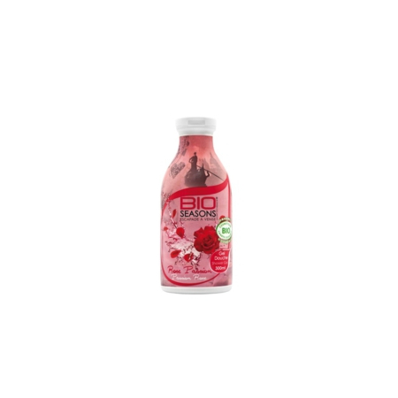 Gel douche Rose Passion Escapade à Venise  300 ml - Bio Seasons