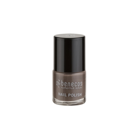 Vernis à ongles taupe 9 ml - Benecos