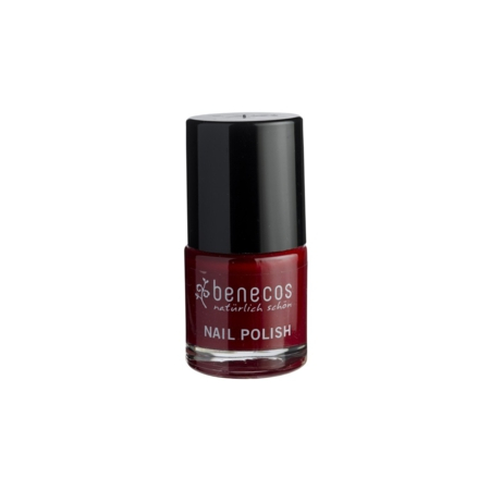 Vernis à ongles rouge cerise 9 ml