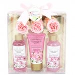 Set de Bain - Garden Dreams - Lys & Freesia - 6 Pcs - SGS
