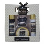 Coffret de Bain - Just Women - Vanille - 4 Pcs