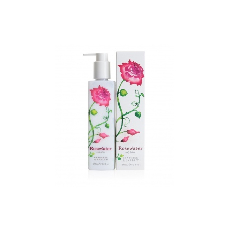 Rosewater lotion Corporelle 245ML