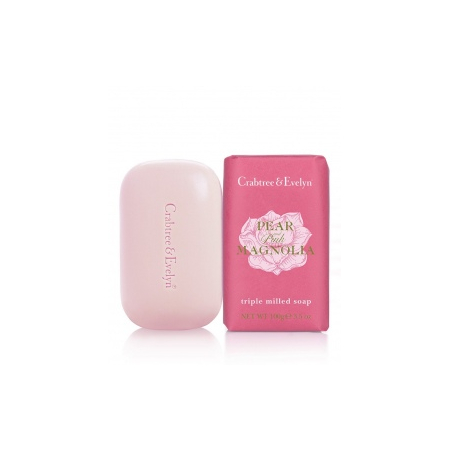 Pear and Pink Magnolia Savon 100g