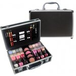 Mallette de Maquillage - Pro Essentials Black - 65 Pcs