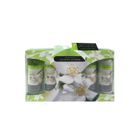 Coffret de Bain - Bodycaress - Jasmin - 5 Pcs