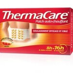 Thermacare patch chauffant anti douleur dos et Hanches X2 patchs