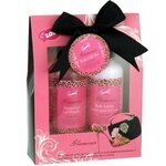 Coffret de Bain - Glamour - Rose - 2 Pcs