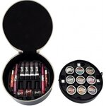 Mallette de Maquillage - Luxurious Collection Black - 34 Pcs