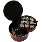 Mallette de Maquillage - Luxurious Collection Red - 34 Pcs