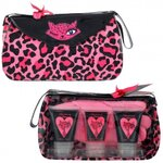 Trousse de Bain - Charming Mew - Rose - 4 Pcs
