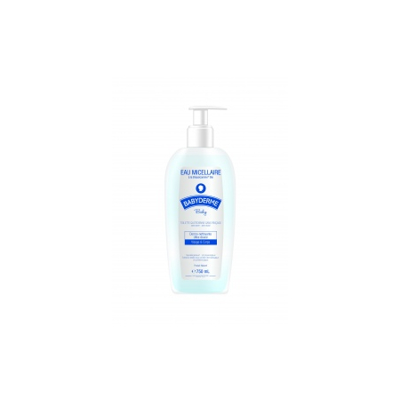 Eau Micellaire Baby - 750 ml - Babyderme