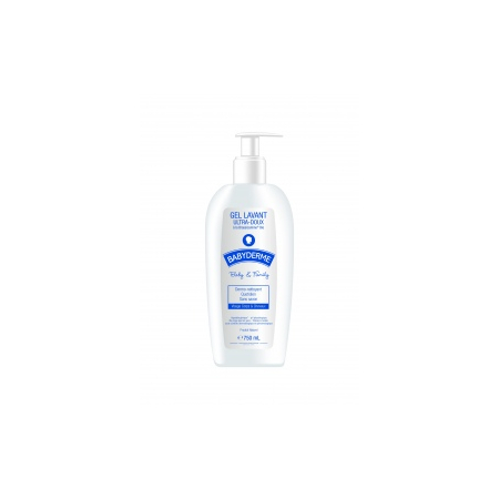 Gel Lavant ultra doux Baby & Family 750ml