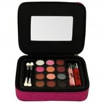 Palette de Maquillage - My Color Club Rose - 16 Pcs