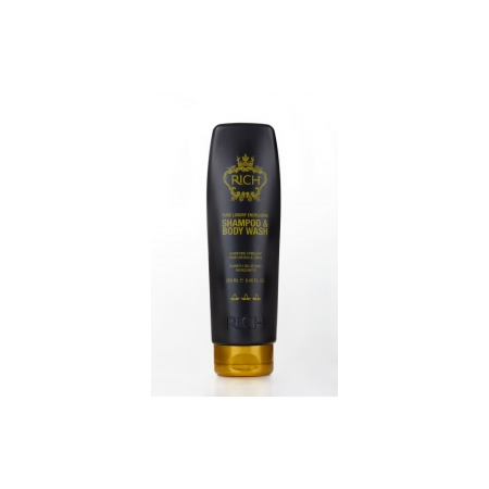 Shampoing Corps et cheveux 250m - Rich Hair Care