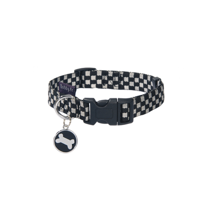 COLLIER DAMIER 25 ROUGE