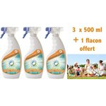 Insecticide PACK 3+ 1 Solution ANTI GUEPES