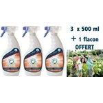 Insecticide PACK 3+ 1 Solution ANTI PUCERONS