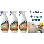 Insecticide PACK 3+ 1 Solution ANTI TERMITES