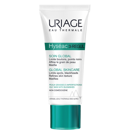 Hyséac 3-Régul - 40 ml - Uriage