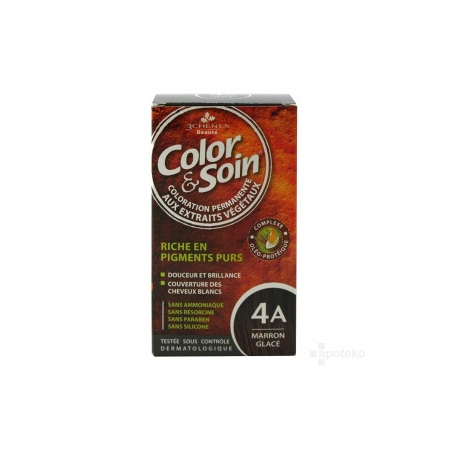 Color & soin - Marron Glacé 4A
