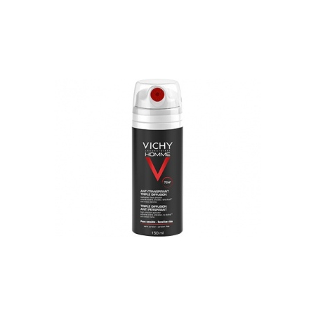 Déodorant homme anti-transpirant protection 72H 150ml