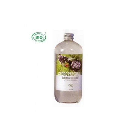 Gel  douche Cèdre Patchouli - 500 ml