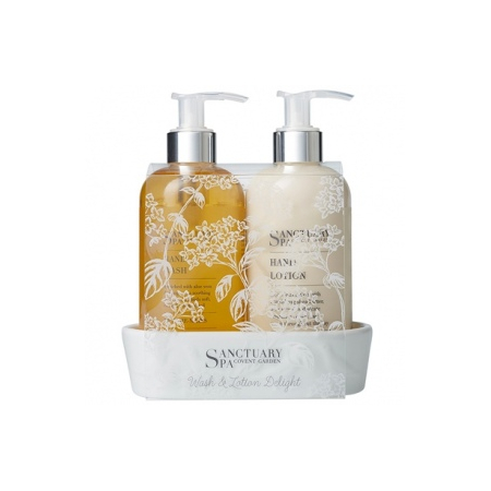 Coffret Beauté Wash & Lotion Delight - Sanctuary Spa